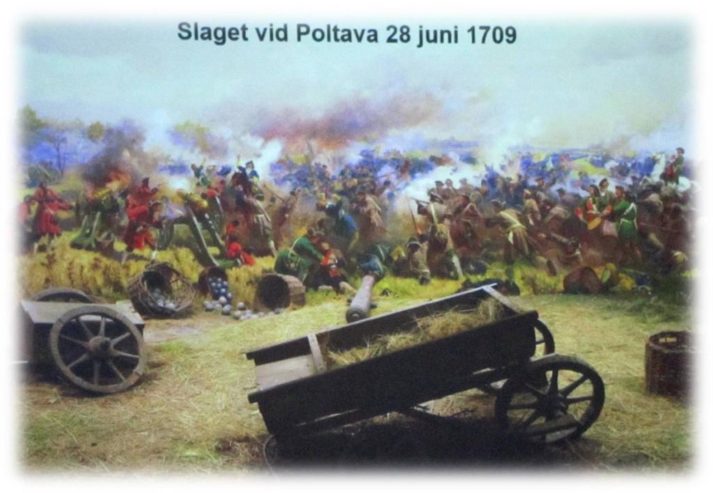 slagfältet Poltava 2
