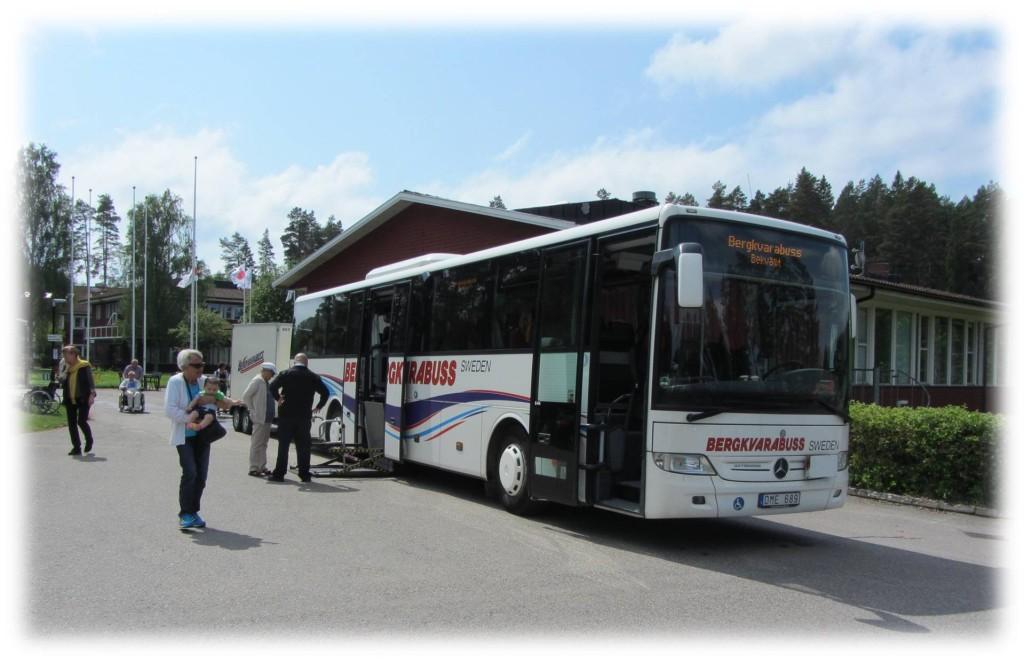 ädelfors skolabuss